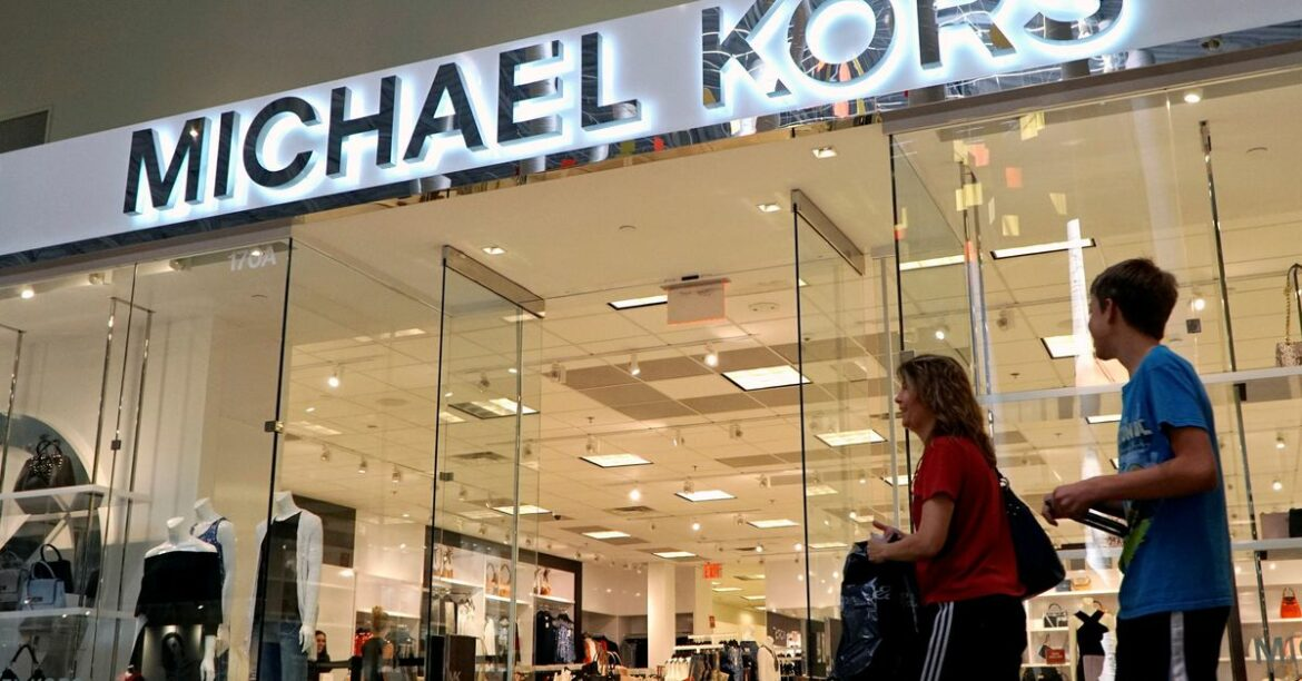 Michael Kors owner lifts forecast on surging luxury demand after lockdowns