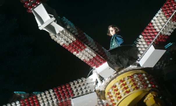 'I know it's weird' – Jumbo: the film about a woman who falls in love with a funfair ride