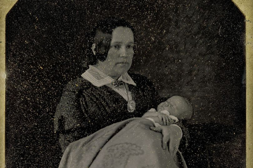 How the deceased were immortalised in Victorian post-mortem photographs