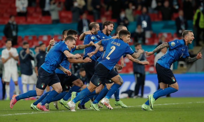 Italy suffer for shootout win in emotional and authentic tournament tussle