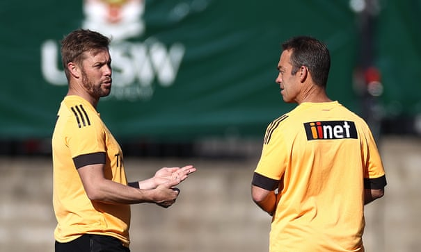 Clarkson-Mitchell AFL succession plan leaves Hawthorn exposed