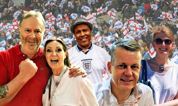 Fourth time lucky? England's superfans dream of Euro 2020 glory